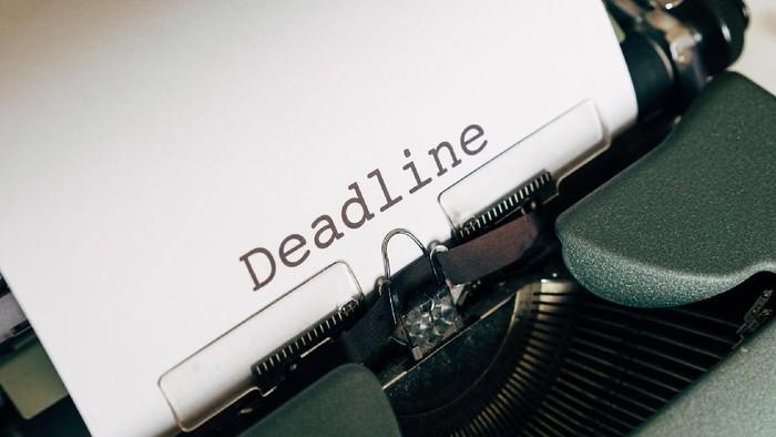 Jadi Budak Deadline? Ini Life Hack yang Bisa Kamu Terapkan untuk Jaga Kualitas Hidup