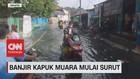 VIDEO: Banjir Kapuk Muara Mulai Surut