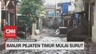 VIDEO: Banjir Pejaten Timur Mulai Surut