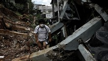 Cuaca Buruk-Longsor Jateng, Satu Korban Jiwa, 70 Rumah Rusak