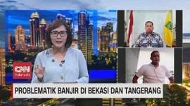 VIDEO: Problematik Banjir di Bekasi dan Tangerang