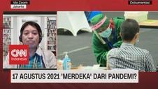 VIDEO: 17 Agustus 2021, 'Merdeka' Dari Pandemi?