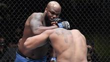 Panas Jelang UFC 265, Lewis Sebut Gane Membosankan