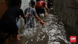 PSI Ancam Interpelasi Anies soal Banjir, Bantah Gertak Sambal