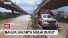 VIDEO: Banjir Jakarta Mulai Surut