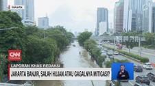 VIDEO: Banjir Jakarta, Salah Hujan atau Gagalnya Mitigasi?