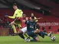 Man Utd Kalahkan Newcastle, Martial Jadi Sasaran Netizen