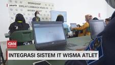 VIDEO: Integrasi Sistem IT Wisma Atlet