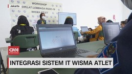 VIDEO: Integrasi Sistem IT Wisma Atlet