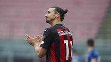 Ibrahimovic Terancam Tak Boleh Bermain Bola Selama 3 Tahun
