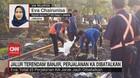 VIDEO: Jalur Terendam Banjir, Perjalanan KA Dibatalkan