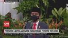 VIDEO: Jokowi Lantik Anggota Ombudsman Periode 2021-2026