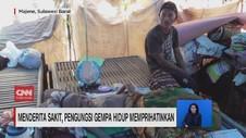 VIDEO: Takut Divonis COVID-19, Pengungsi Hidup Memprihatinkan