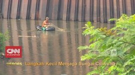 VIDEO: Langkah Kecil Menjaga Sungai Ciliwung