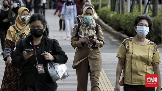 Menteri Keuangan Sri Mulyani mengungkap pekerjaan perempuan 1,8 kali lebih rentan terhadap krisis dibandingkan laki-laki.