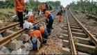 VIDEO: PT KAI Batalkan Perjalanan Kereta Karena Banjir