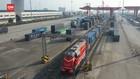 VIDEO: Tiongkok Operasikan Kereta logistik Tujuan Rusia
