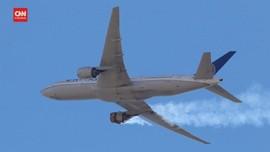 VIDEO: Boeing Kandangkan 777 usai Insiden United Airlines