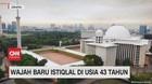 VIDEO: Wajah Baru Istiqlal di Usia 43 Tahun