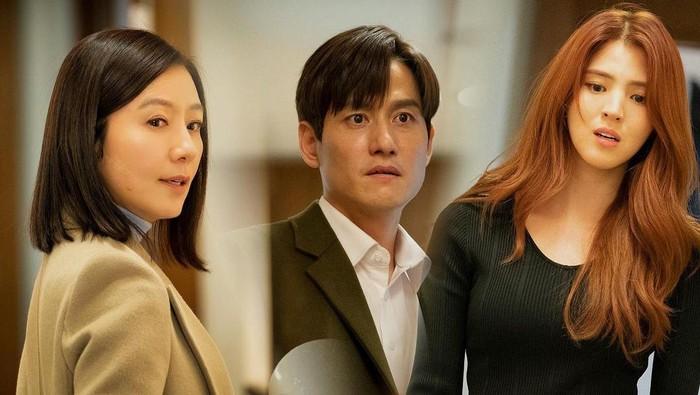 Angkat Isu Perselingkuhan, Ini Drama Korea Terbaru yang Bikin Emosi Jiwa