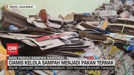 VIDEO: Ciamis Kelola Sampah Menjadi Pakan Ternak