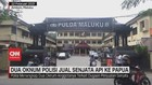 VIDEO: Dua Oknum Polisi Jual Senjata Api ke Papua