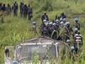 FOTO: Konvoi PBB di Kongo Diserang, Dubes Italia Tewas