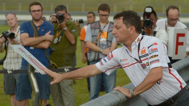 Bos Gresini Racing, Fausto Gresini, meninggal setelah dua bulan menjalani perawatan lantaran Covid-19.