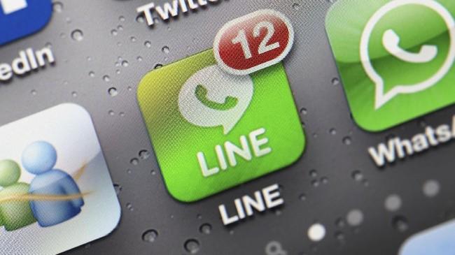 Line Bank Masuk Pasar Bank Digital RI