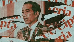 INFOGRAFIS: Skema Upah Buruh yang Baru Diubah Jokowi