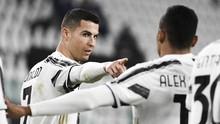 Lawan Spezia, Juventus Berharap Tuah Ronaldo
