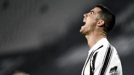Ronaldo Ukir Rekor Spesial di Juventus vs Spezia