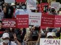 Kedubes RI di Myanmar Didemo Usai Disebut Dukung Pemilu Ulang