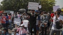 Singapura: Kekerasan Junta Militer Myanmar Aib Negara