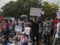 Kemlu Ungkap Kondisi KBRI di Myanmar Usai Jadi Sasaran Demo