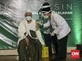 AstraZeneca Bakal Disuntikkan ke Kiai NU Lansia di Jatim