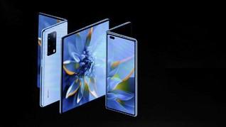 Harga dan Spesifikasi Huawei Mate X2