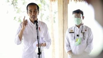 Jokowi, PMN dan Perintah Tepat Bubarkan BUMN Sakit