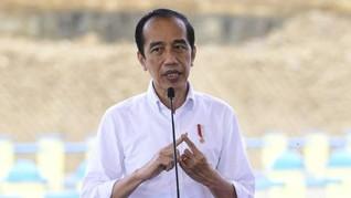 Jokowi Minta RI Tak Jadi Korban Raksasa Internet Dunia