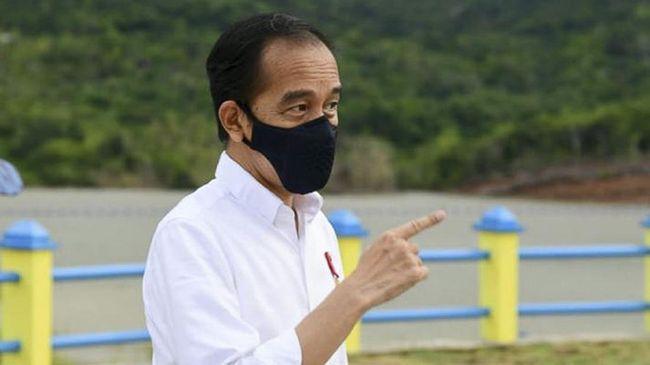 Ketua DPRD Nusa Tenggara Timur (NTT) Emilia Nomleni menilai kerumunan Jokowi di NTT beberapa waktu lalu timbul karena spontanitas.