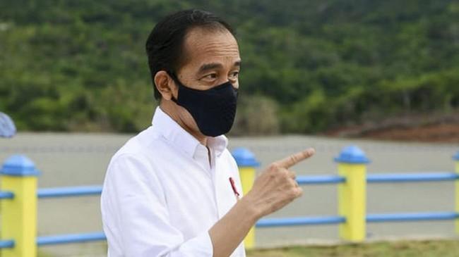 DPRD NTT soal Kerumunan Jokowi: Bukan Diatur, Itu Spontanitas