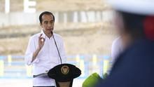 Jokowi Izinkan Asing Miliki Saham Media RI