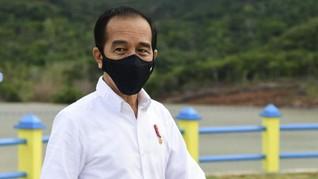 Epidemiolog Kritik Kerumunan Jokowi di NTT