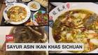 VIDEO: Sayur Asin Ikan Khas Sichuan