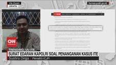 VIDEO: Surat Edaran Kapolri Soal Penanganan Kasus ITE