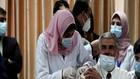 VIDEO: Gaza Mulai Vaksinasi Tenaga Kesehatan