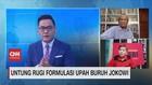 VIDEO: Untung Rugi Formulasi Upah Buruh Jokowi