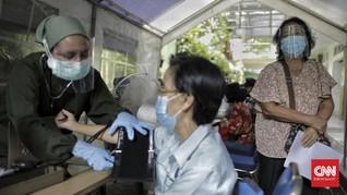 Pemerintah Target Vaksinasi Mandiri Dimulai April