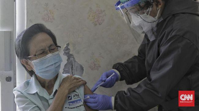 Hingga akhir pekan ini, Satgas Covid menyatakan lebih dari 1,6 juta orang telah disuntik vaksin Covid-19.