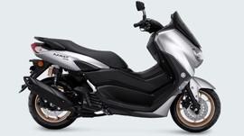 Warna Baru Yamaha Nmax, Ikut Tren Aerox dan Gear 125